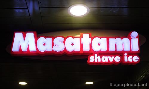 Masatami Shave Ice