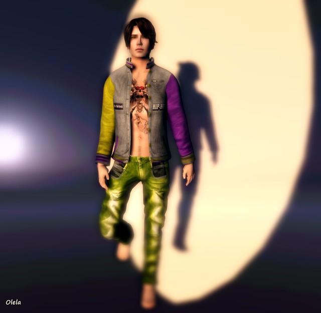 MOH2: look #02