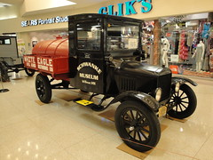 25 Ford Model T Gas Truck