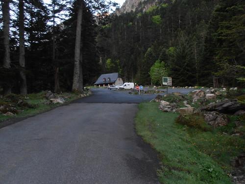 LAC DE BATCRABERE - REFUGE ARLET- 017
