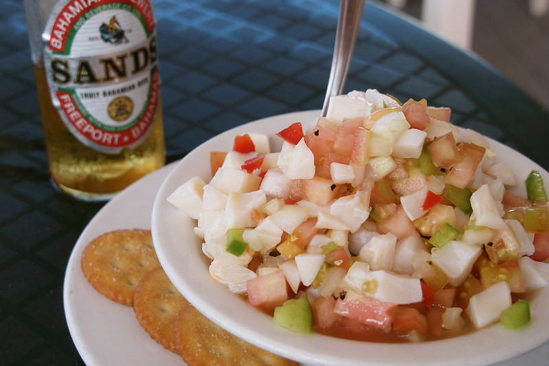 Wrecking Tree Conch Salad