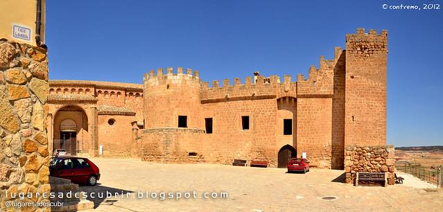Castillo de la Recompensa (Monteagudo de las Vicarías, Soria)