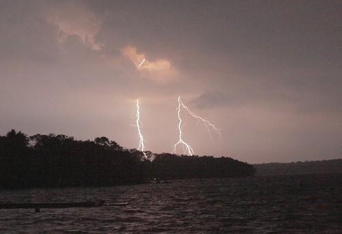 A Rhode Island storm. by BuzzFarmers