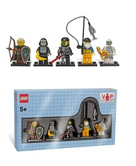 LEGO VIP Top 5 Boxed Minfigures