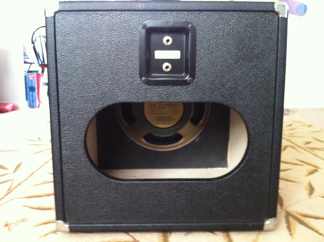 Removing speaker from Avatar 1x12 cab | The Gear Page