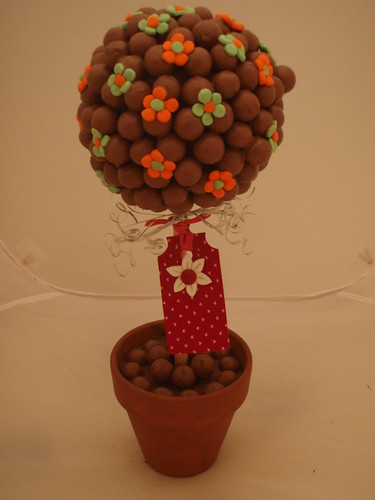 malteser tree by CottonsAndDreams