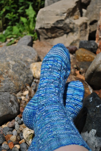 lake, gardens, and yarn 145