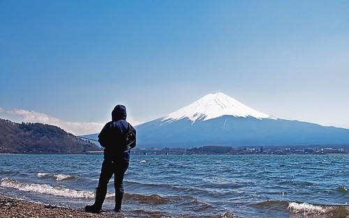 Fuji Fisherman