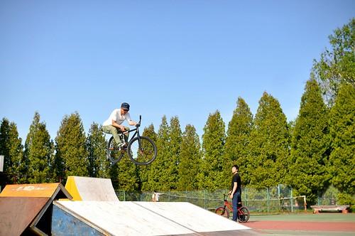 2012/06/04@Kurisawa Park