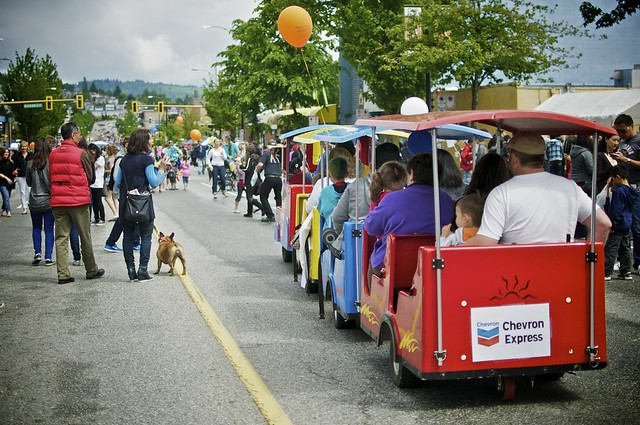 Burnaby Heights Hats Off Day 2012