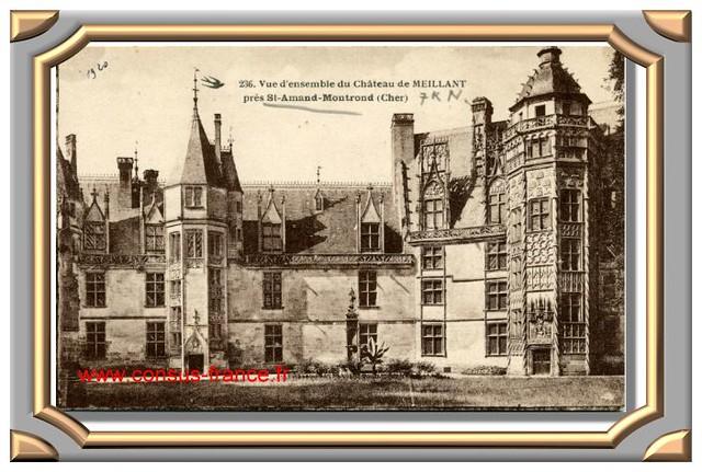 Château de MEILLANT -70-150