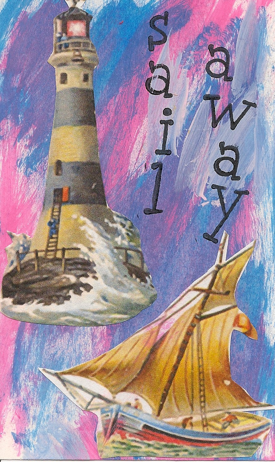Sail Away ICAD