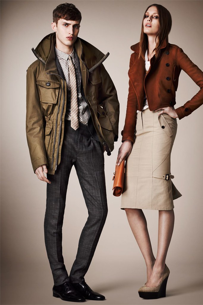 Charlie France0266_Burberry Prorsum's Pre-​​Spring 2013 Collection(Homme Model)