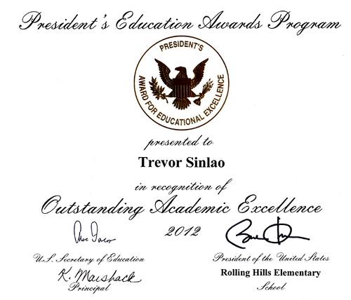 Trevor_Academic_Award_2012