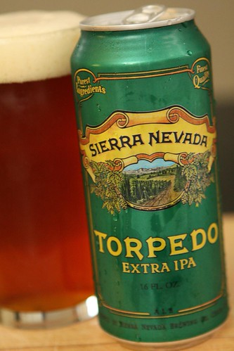 Sierra Nevada Brewing Co. Torpedo Extra IPA