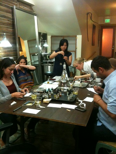 Perfume Making Class in San Francisco