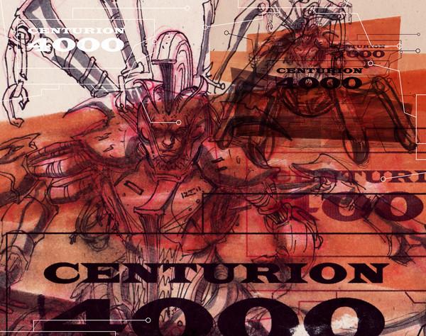 Centurion4000