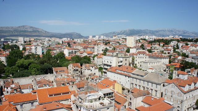 Split Croatia by CC user brownpau on Flickr
