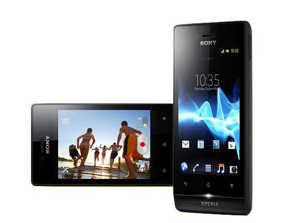 Sony Xperia Miro specs