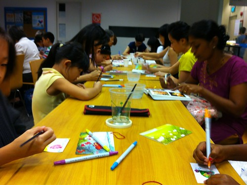 ATC @ Bishan Library Jun 2012