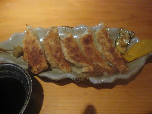 練馬野菜餃子@暁(江古田)