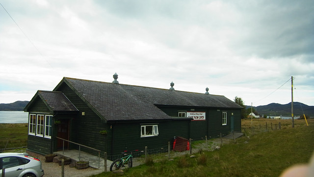 Piping School Cafe, Achiltibuie