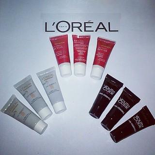 L'Oreal Paris UV Perfect BB Cream, Revitalift and Youth Code