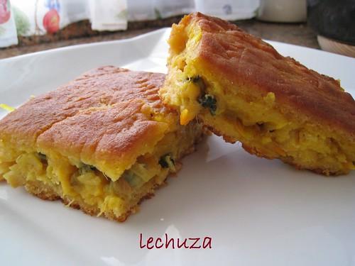 Empanada millo-Bacalao y berberechos (1)