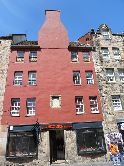 Edinburgh Architecture, Royal Mile