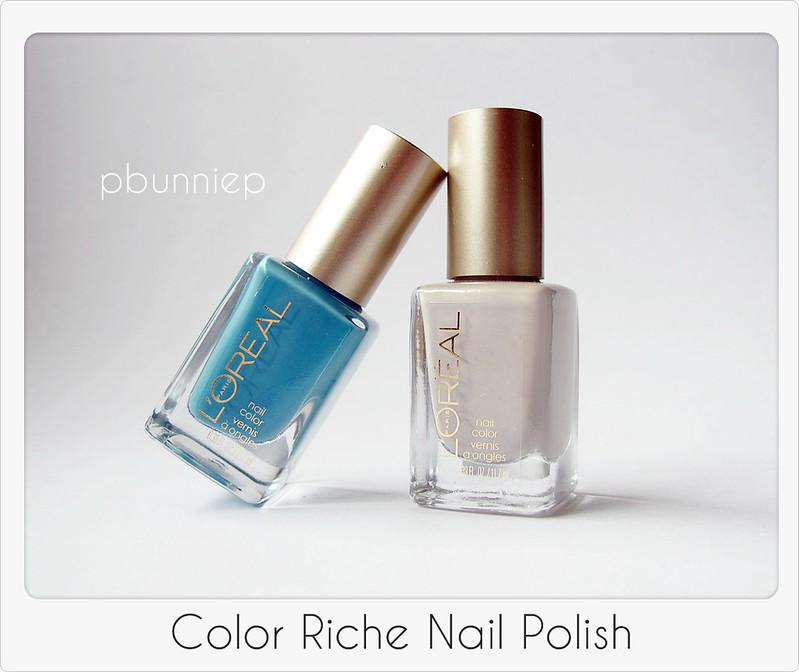 L'Oreal Colour Riche nail polish