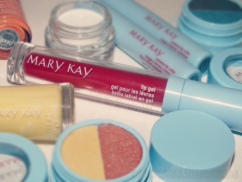 Mary Kay Hello Sunshine Lip Gel- Cherry Twist (1)