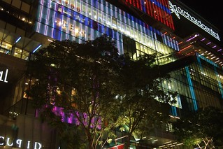 Singapore buildings,