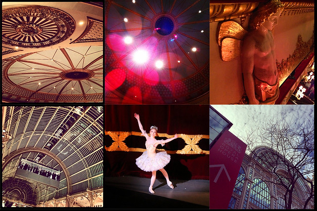 Audience photos of the Royal Opera House on Instagram © Instagram