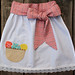 Easter Apron by PatchworkPottery