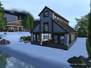 Rockridge Heights in Winter 1