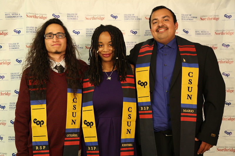 2016 Reception for EOP Resilient Scholars