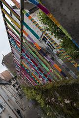 Yarn bombing Besançon 46