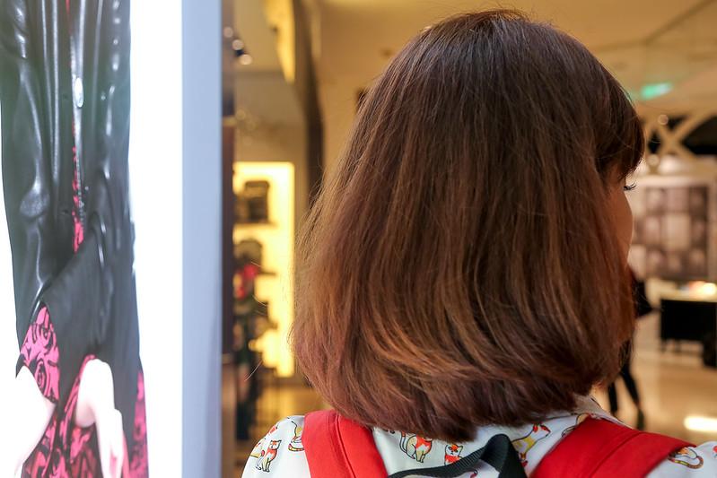 【自己在家染髮】康媚絲茱莉亞有機染髮霜-蜜桃褐5.4,推薦染色漂亮又安心的染髮劑!
