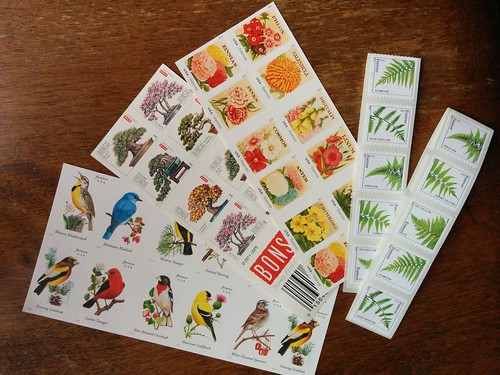 Fancy Stamps