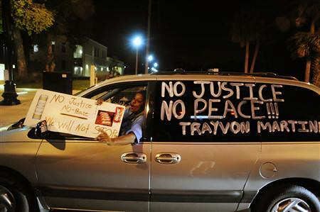 Demonstrations calling for justice in the racist shooting death of Trayvon Martin in central Florida have continued. The 17-year-old was killed by a white vigilante. by Pan-African News Wire File Photos