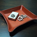 Photo:Leather Tray -Ver.2- By Web Creator Net