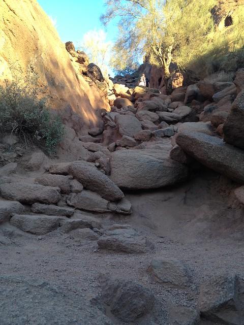 Camelback Mountain incline