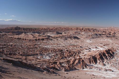 salty landscape