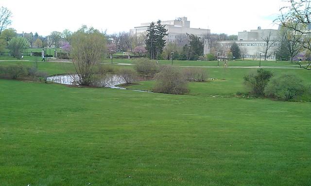 Indiana University Arboretum