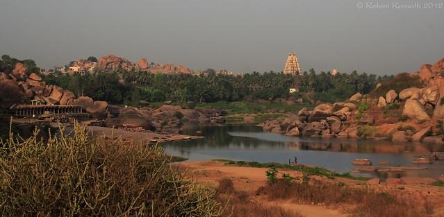 Virupaksha View