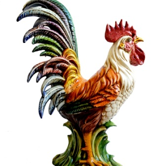 New Rooster Kitchen