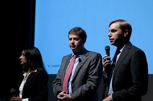 Nandini Ramani, Cameron Purdy and Henrik Stahl, JK1-01 Strategy Keynote, JavaOne Tokyo 2012