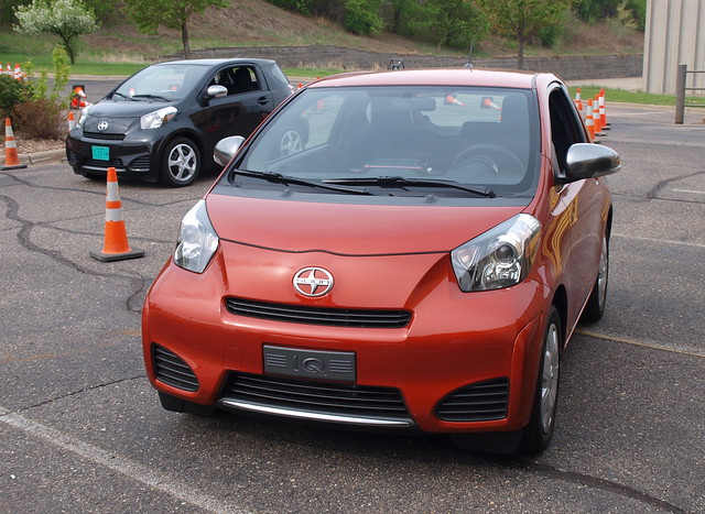 2012 Scion iQ 3