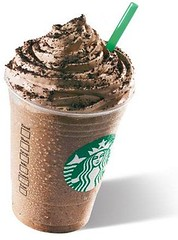 Mocha Cookie Crumble Frappuccino