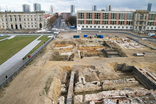 Humboldt Forum to be built...there.